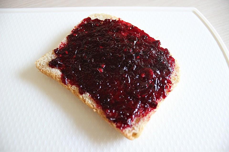 rote gr tze marmelade rezept mit bild von schaeferina. Black Bedroom Furniture Sets. Home Design Ideas