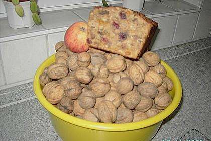 Apfel - Früchtebrot 16