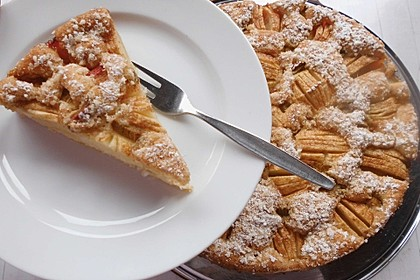 Megaleckerer Apfelkuchen nach Tante Uschi 36