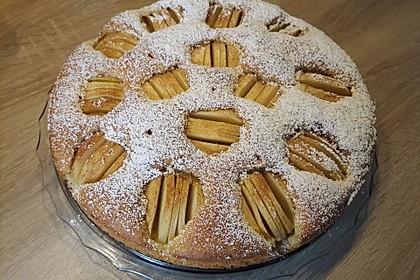Megaleckerer Apfelkuchen nach Tante Uschi 4