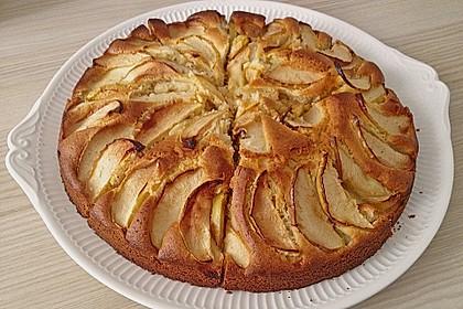 Megaleckerer Apfelkuchen nach Tante Uschi 32