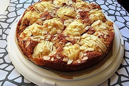 Megaleckerer Apfelkuchen nach Tante Uschi 9