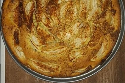 Megaleckerer Apfelkuchen nach Tante Uschi 55
