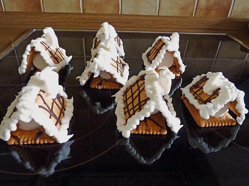 mini hexenh uschen aus keksen rezept mit bild. Black Bedroom Furniture Sets. Home Design Ideas