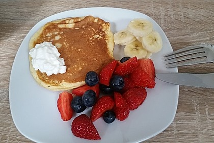 Fluffy Buttermilk Pancakes 23