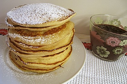 Fluffy Buttermilk Pancakes 26