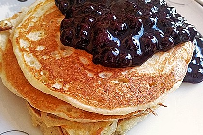 Fluffy Buttermilk Pancakes 11