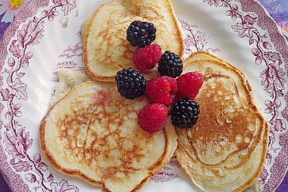 Fluffy Buttermilk Pancakes 21