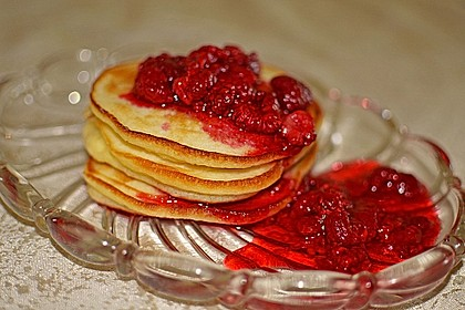 Fluffy Buttermilk Pancakes 9