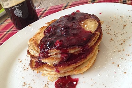 Fluffy Buttermilk Pancakes 48