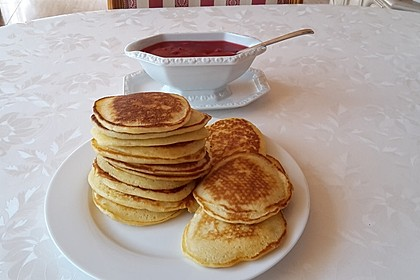 Fluffy Buttermilk Pancakes 14