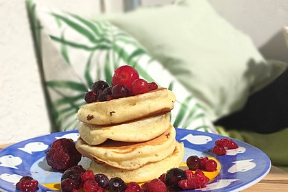 Fluffy Buttermilk Pancakes 5