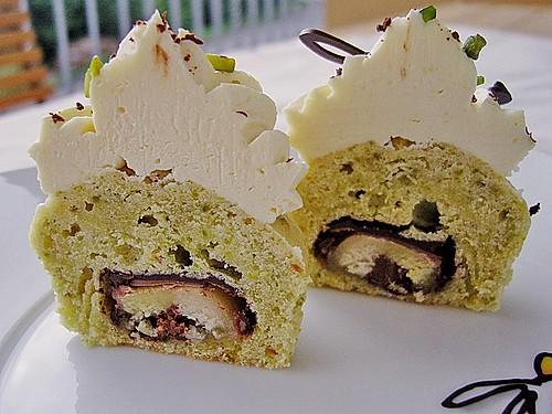mozart cupcakes rezept mit bild von dienine. Black Bedroom Furniture Sets. Home Design Ideas