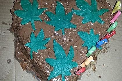 Schoko-Schoko Kuchen 5