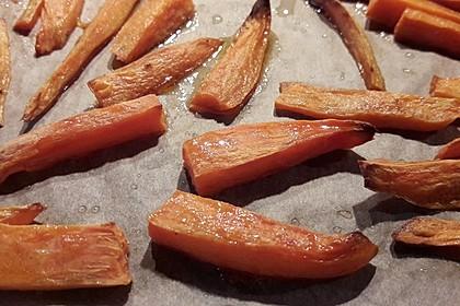 Süßkartoffel Pommes Frites 31