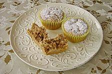 Apfel - Walnuss - Muffins