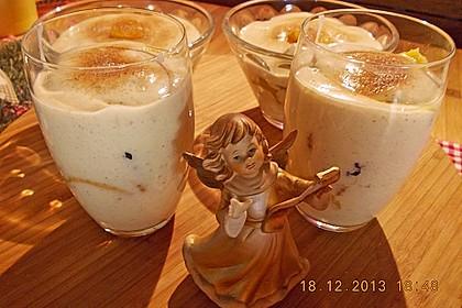 Orangen - Lebkuchen - Trifle 5