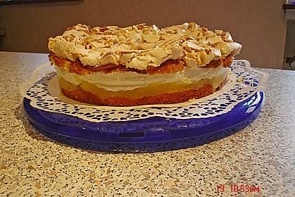 Apfel - Schneemus - Torte 4