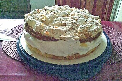 Apfel - Schneemus - Torte 9
