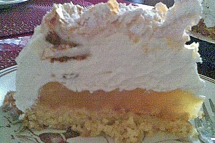 Apfel - Schneemus - Torte 10