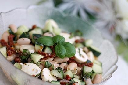 Toskanischer Bohnensalat 1