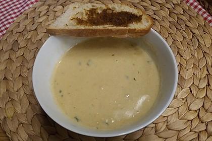 Weiße Bohnen - Suppe 1