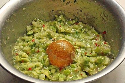 Avocado - Grüner Apfel Tatar 20