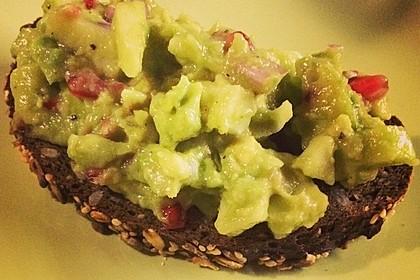 Avocado - Grüner Apfel Tatar 17