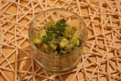 Avocado - Grüner Apfel Tatar 1