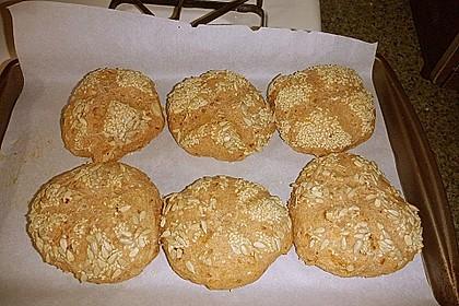 Käse - Zwiebel - Brötchen 0