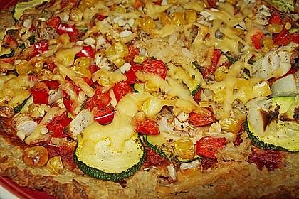 Pizzateig 'Reis' 1