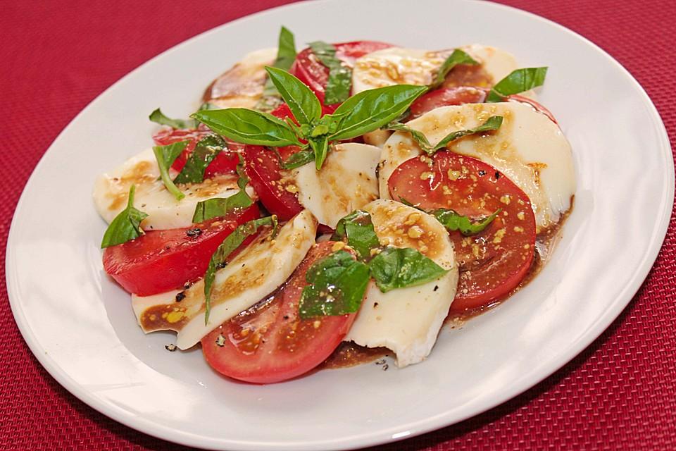 Orientalischer salat dressing