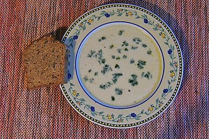 Käse - Bier Suppe 1