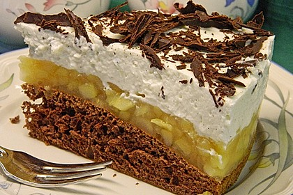 Lebkuchen - Apfel Torte 2