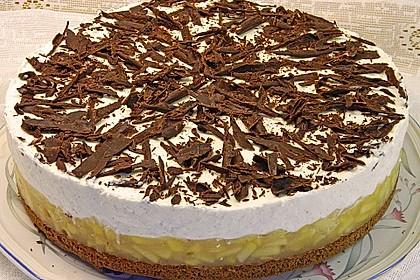 Lebkuchen - Apfel Torte 1