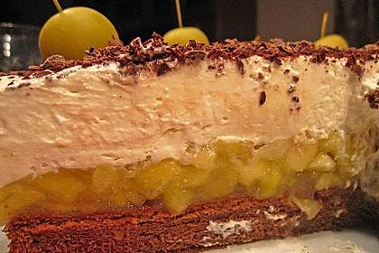 Lebkuchen - Apfel Torte 13