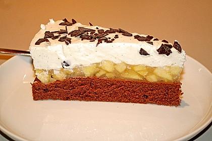Lebkuchen - Apfel Torte 3