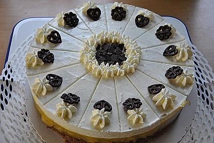 Lebkuchen - Apfel Torte 6