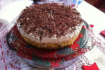 Lebkuchen - Apfel Torte 14