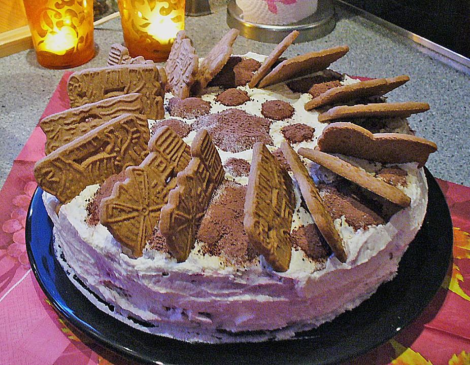 Swr rezepte spekulatius torte