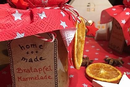 Bratapfel-Marmelade 2