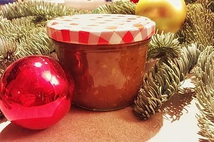 Bratapfel-Marmelade 1