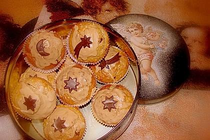 Gewürzkuchen - Muffins 9