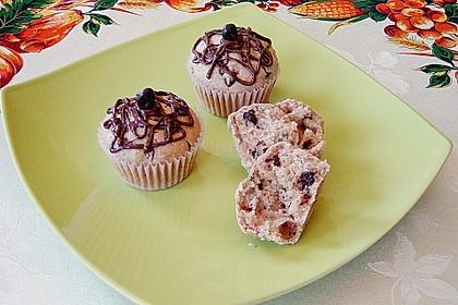 Gewürzkuchen - Muffins 8