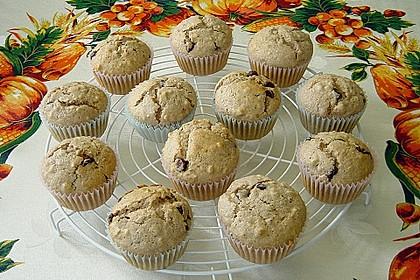 Gewürzkuchen - Muffins 7