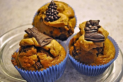 Gewürzkuchen - Muffins