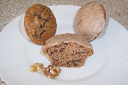 Gewürzkuchen - Muffins 4