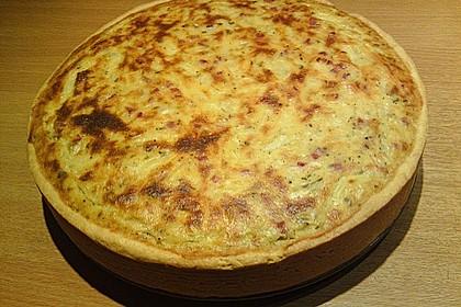 Pikanter Zwiebelkuchen 4