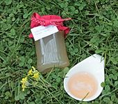 Weintrauben - Vanille - Gelee
