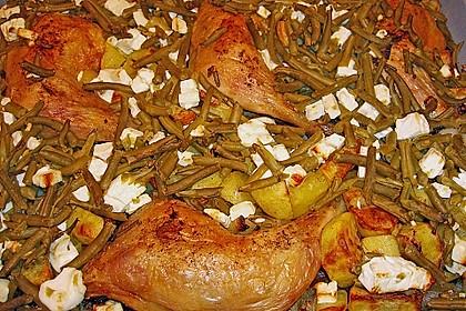 Griechische Hähnchenpfanne 21